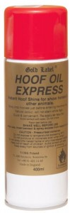 Hoof Oil Express - nabłyszczacz do kopyt 400ml