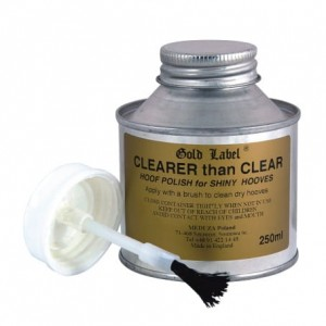 Clearer Than Clear - lakier do kopyt 250ml
