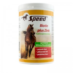 Speed Biotin plus Zink 750g - Biotyna + cynk