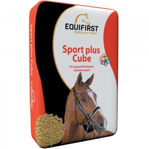EquiFirst Sport plus Cube 20kg
